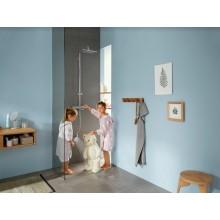 Hansgrohe Quick Clean смесители и душ будут служить дольше.