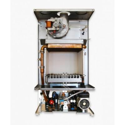 Котел газовый турбированный двухконтурный E.C.A. Gelios Plus HM 24 кВт