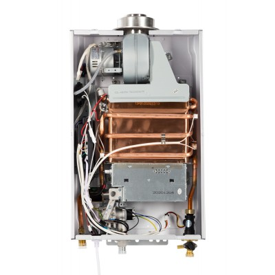 Газовая колонка турбированная Sabio 12 л JSP24-12FT05 White
