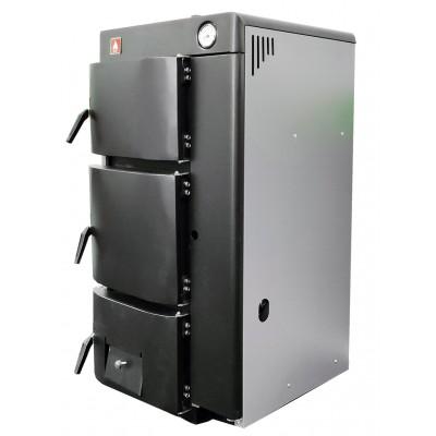 Комбинированный двухконтурный котел газ - дрова Житомир -9  КС-ГВ-020 СН / АОТВ-15