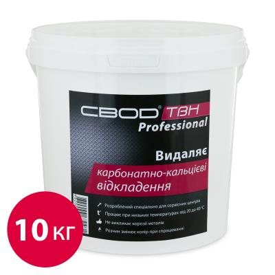 Средство для промывки теплообменника СВОД-ТВН Professional 10кг